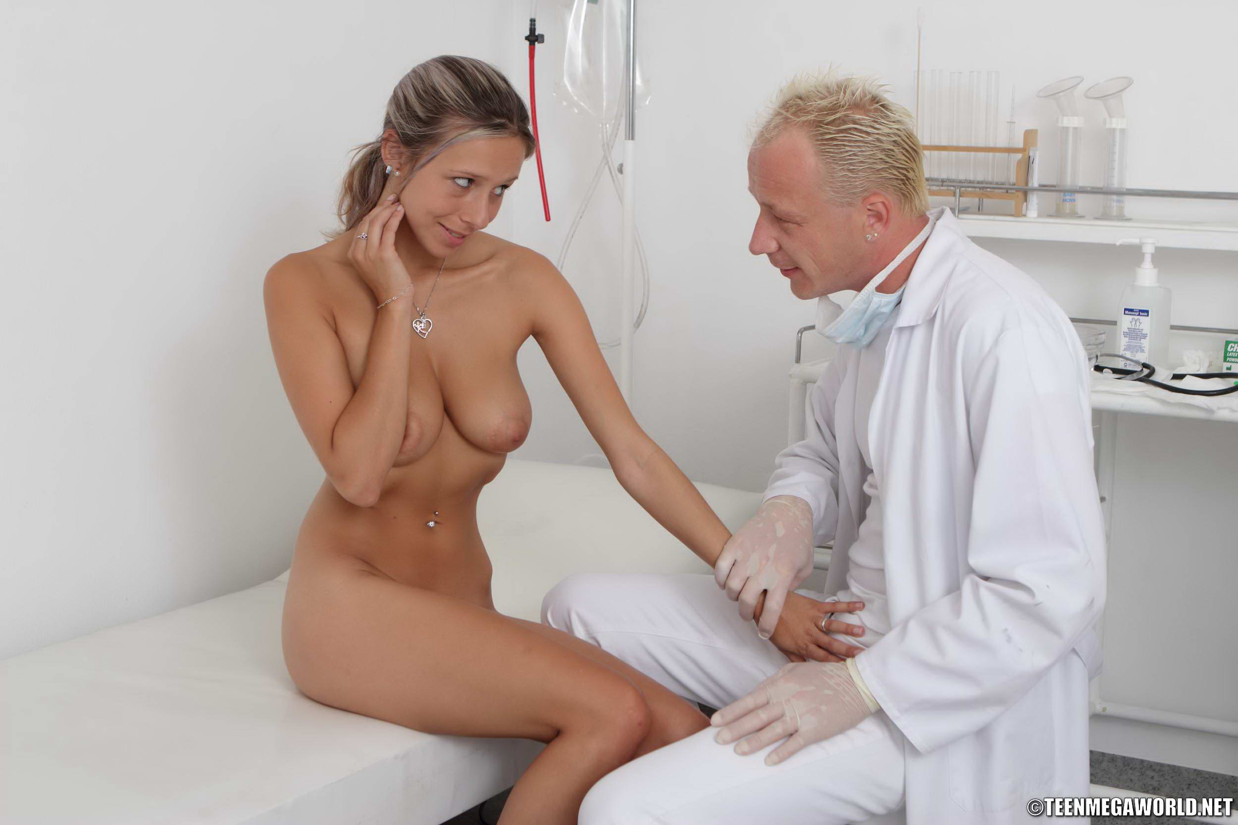 Doctor female nude sex happens